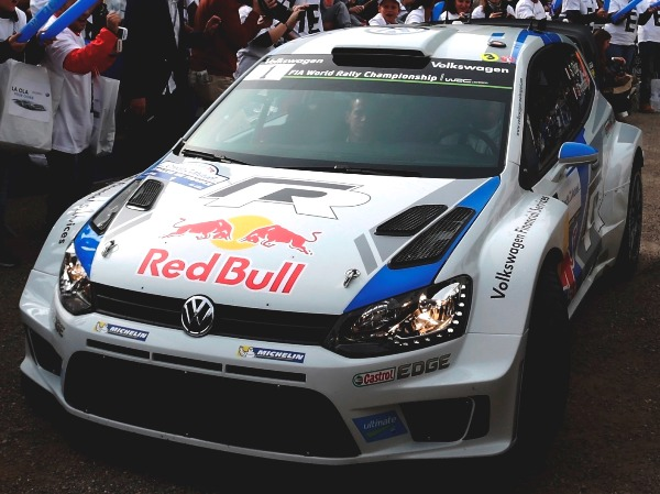Rally France 2014 Sebastian Ogier