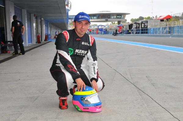 Álvaro Rodríguez - piloto zero academy