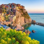 Mapa Tours-Italia-Cinque Terre