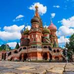 Mapa Tours-Rusia