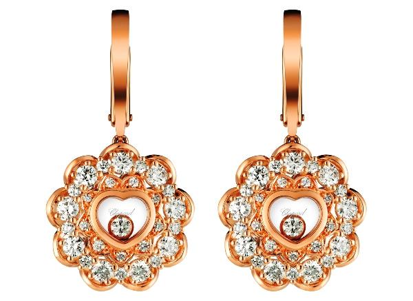 Happy Diamonds earrings 839722-5001