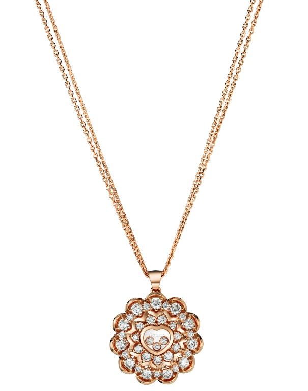 Happy Diamonds pendant 799721-5001