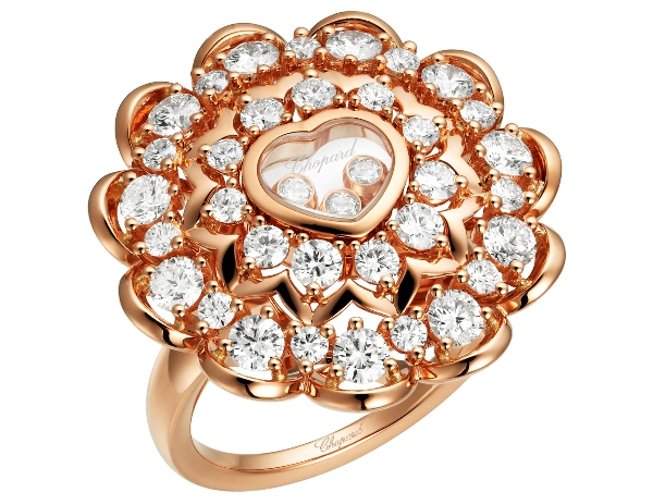 Happy Diamonds ring 829721-5010