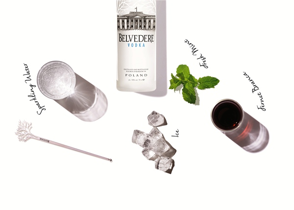 Belvedere Mint Spritz_2