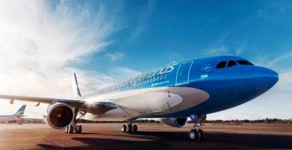 Airbus 330-200_Aerolíneas Argentinas
