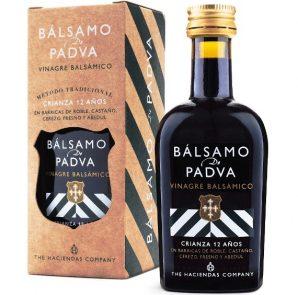 Balsamo de Padua vinagre balsamico