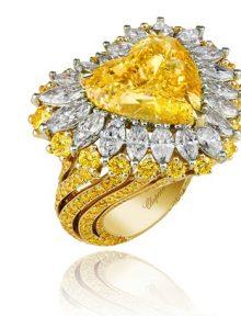 Chopard Haute Joaillerie ring 829800-9001