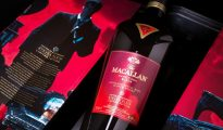 Whisky the macallan Steven Klein