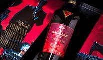 Whisky the macallan Steven Klein