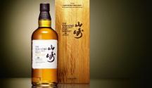Whisky Yamazaki mizunara