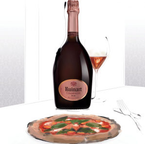 Champagne & Pizza by RUINART