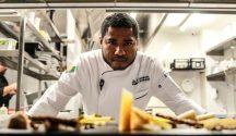 Chef Alex Clavijo
