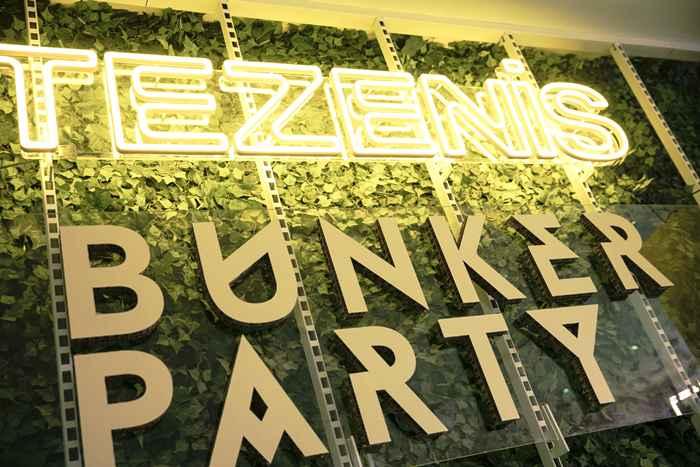Tezenis Bunker Party