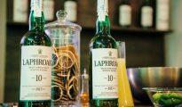 Bodegon Whisky Laphroaig