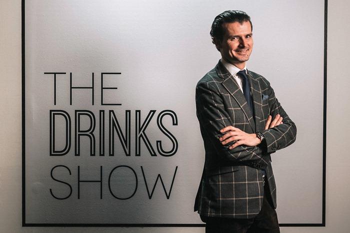 Erik Lorincz DrinkShow