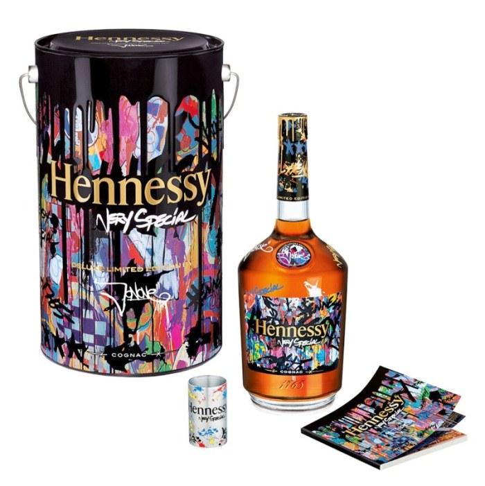 Botella de Cognac Hennessy Jonone