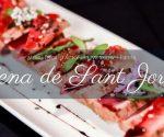 cena de sant jordi en barcelona restaurante