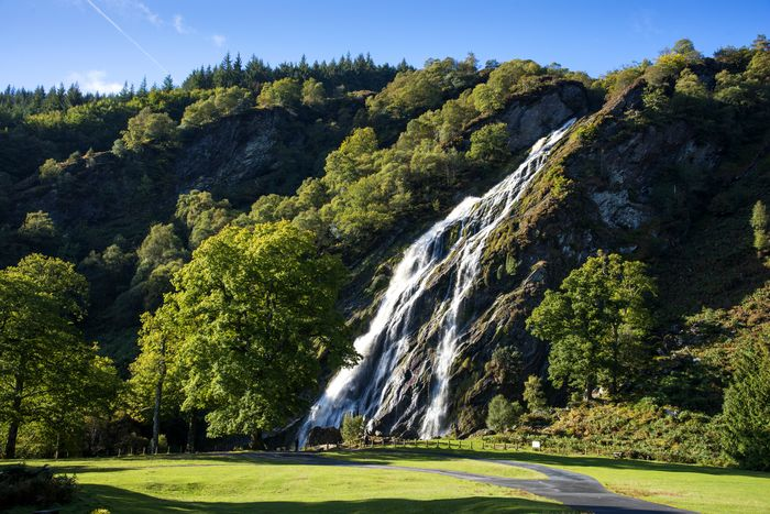 Powerscourt Waterfall, Co Wicklow