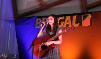 Zahara en los Conciertos Ron Brugal
