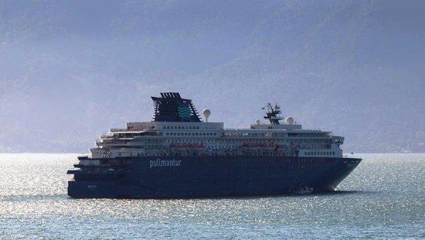 Crucero Zenith Pullmantur