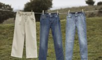 Jeans denim ecofriendly responsible wash