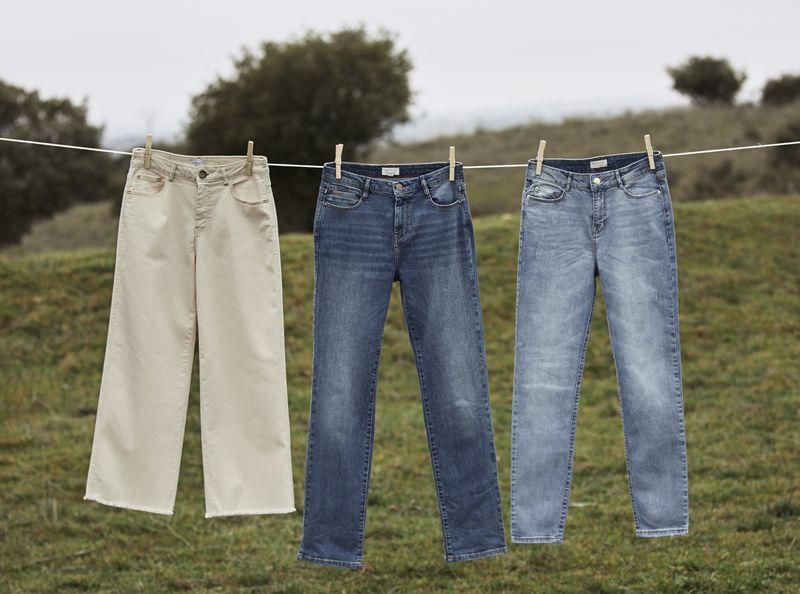 Jeans denim ecofriendly responsible wash