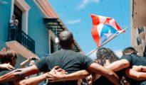 Puerto Rico bailando salsa
