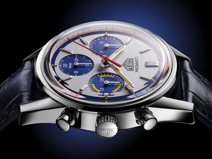 Reloj TAG Heuer Carrera 160 Years Montreal Limited Edition