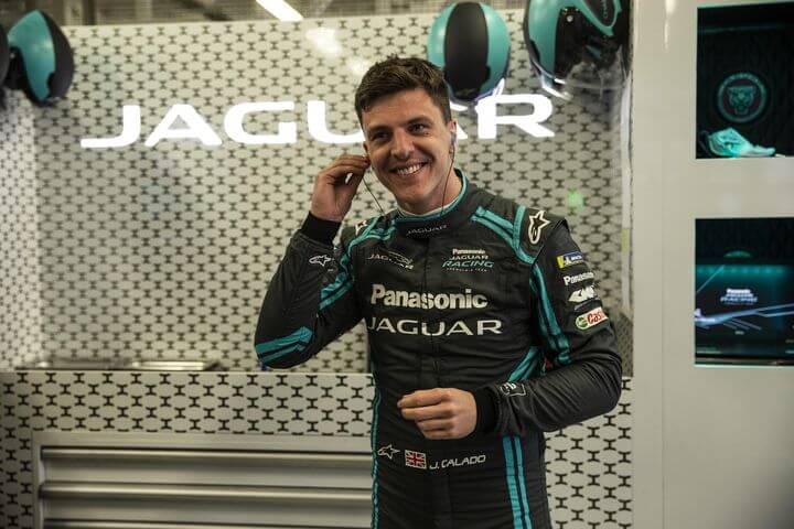 Jaguar Racing - James Calado