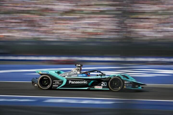 Jaguar Racing -Pre-Race
