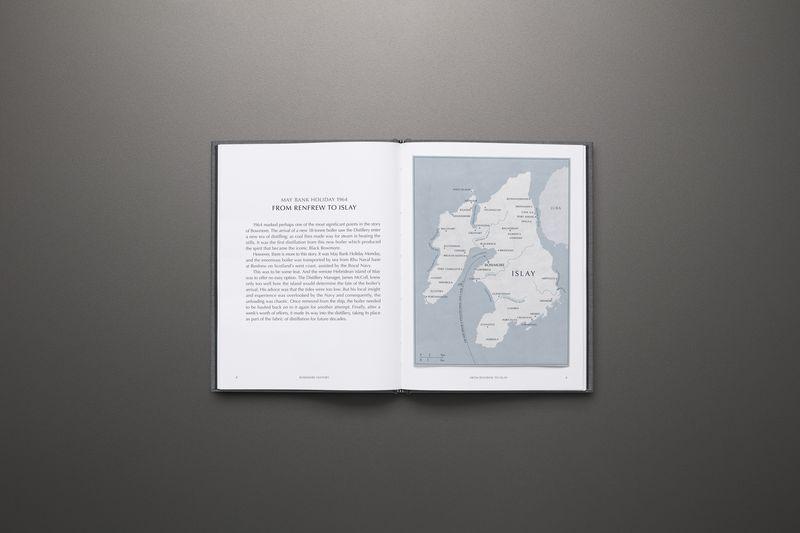 Black Bowmore DB5 1964 book