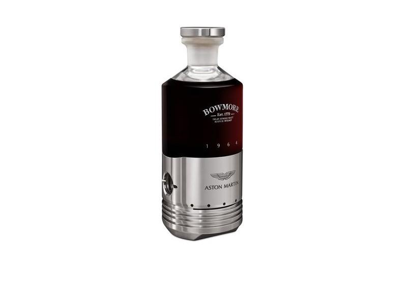 Whisky Black Bowmore DB5 1964