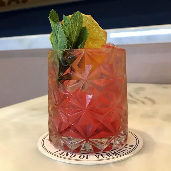 Las Vermudas Cocktail