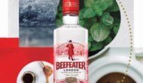 Beefeater hot gin Fancy Tea