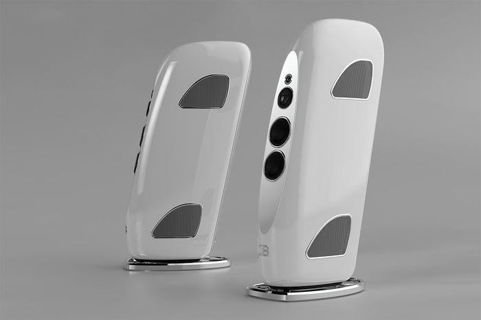 Royale TIDAL Bugatti Speakers