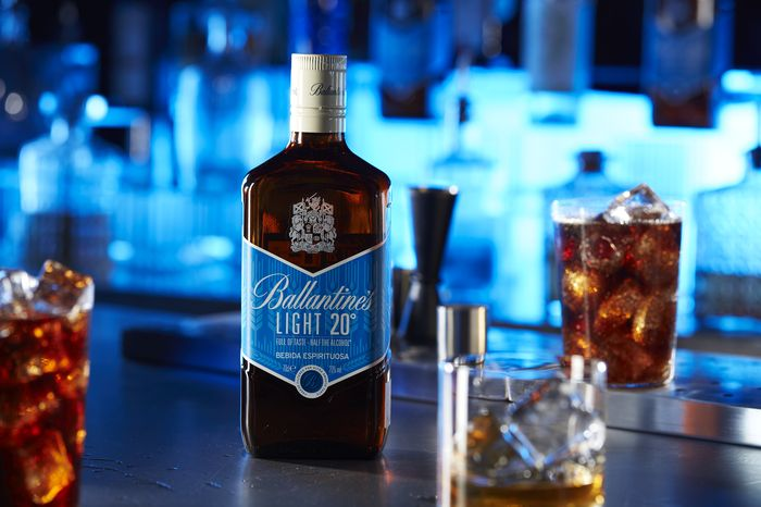 Ballantine's Light Whisky