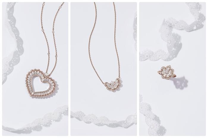 Alta Joyería casual Chopard Precious Lace