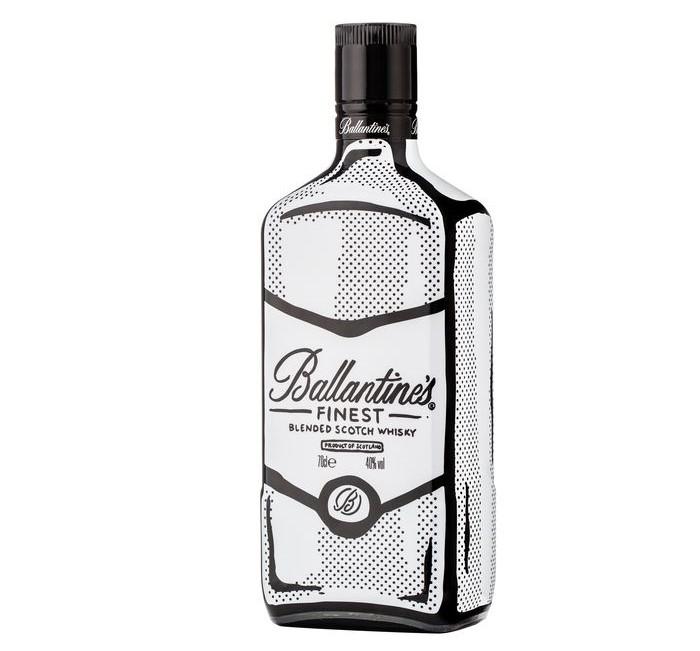 Joshua Vides Finest Ballantine's