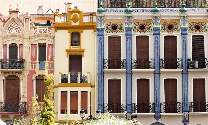 Castellón, un museo al aire libre del Modernismo