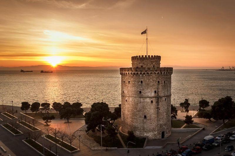 Celestial Cruises Thessaloniki
