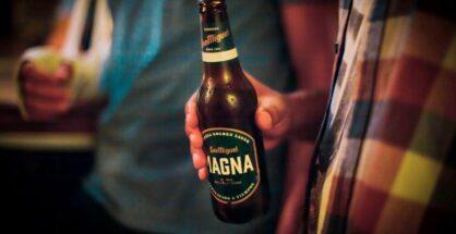 Ciudades Magnificas - Barcelona - Cervezas San Miguel