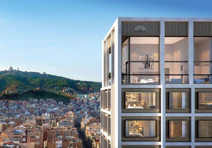 Áticos y Apartamentos de lujo en el Paseo de Gracia de Barcelona